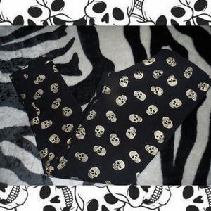 Skull Leggings Goth Gothic